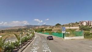 Foto della Via Nuova Panoramica dello Stretto