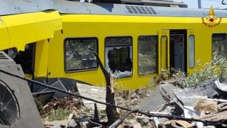 disastro ferroviario puglia