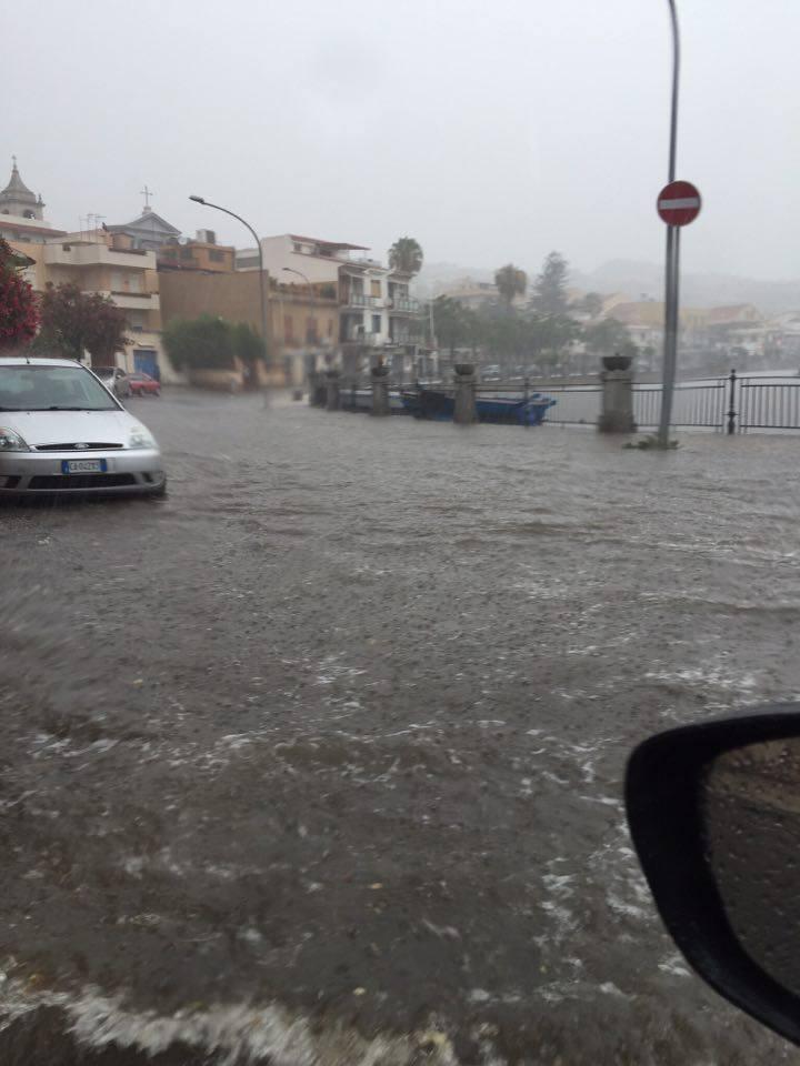 ganzirri piove 2