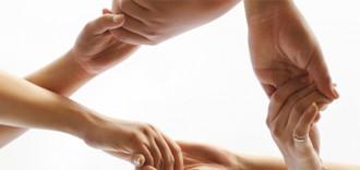 mani solidarietà