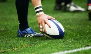 rugby palla