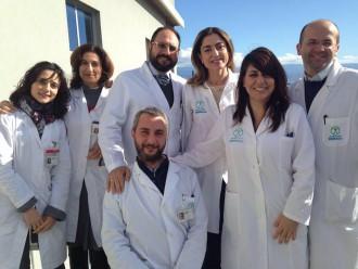 foto staff clinico NEMO SUD