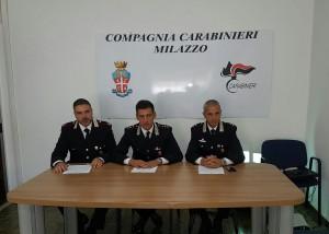 carabinieri conf stampa tentata violenza sessuale