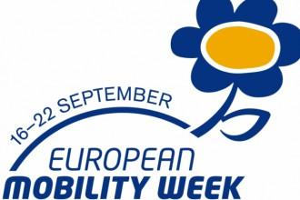 logo settimana della mobilità