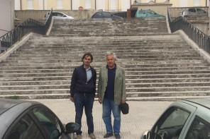 """Una tomba millenaria sotto le scale della Caserma Zuccarello. Adamo: """"Si valorizzi"""""""