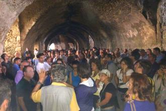 La visita guidata alla Real Cittadella