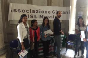 La Cisl si avvicina agli universitari, nasce infopoint di supporto e assistenza agli studenti