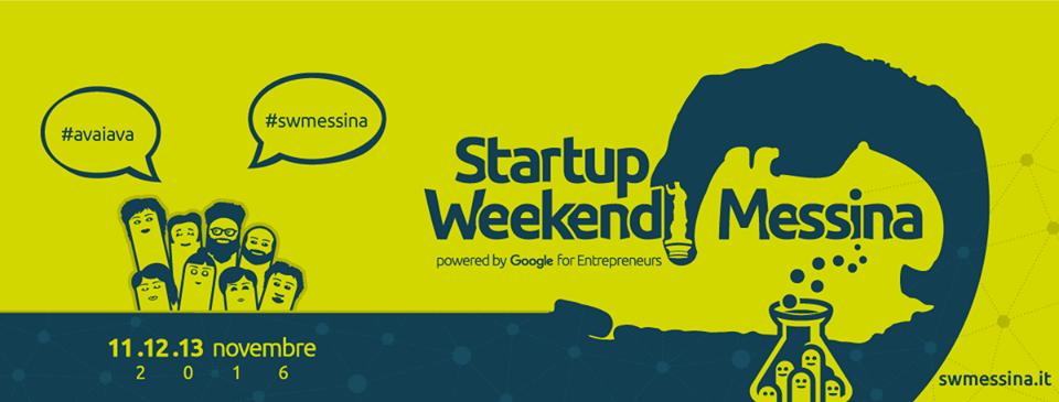 Startup Weekend Messina 2016 #swmessina