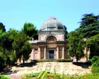 Foto del Cimitero Monumentale di Messina