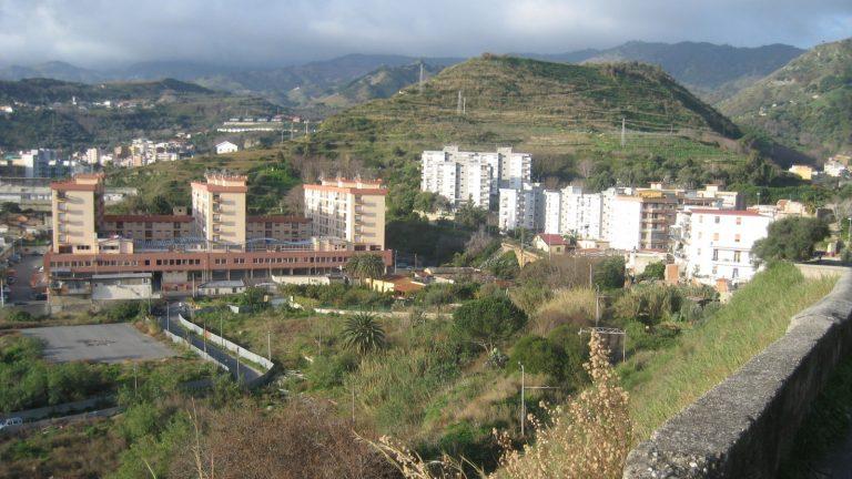 Foto del quartiere Bisconte dall'alto