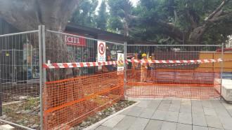 lavori piazza cairoli