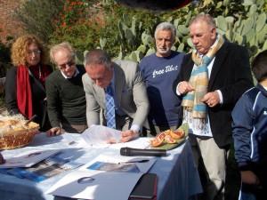"""Taormina, il villaggio """"Le rocce"""" consegnato alla Fondazione Presti"""