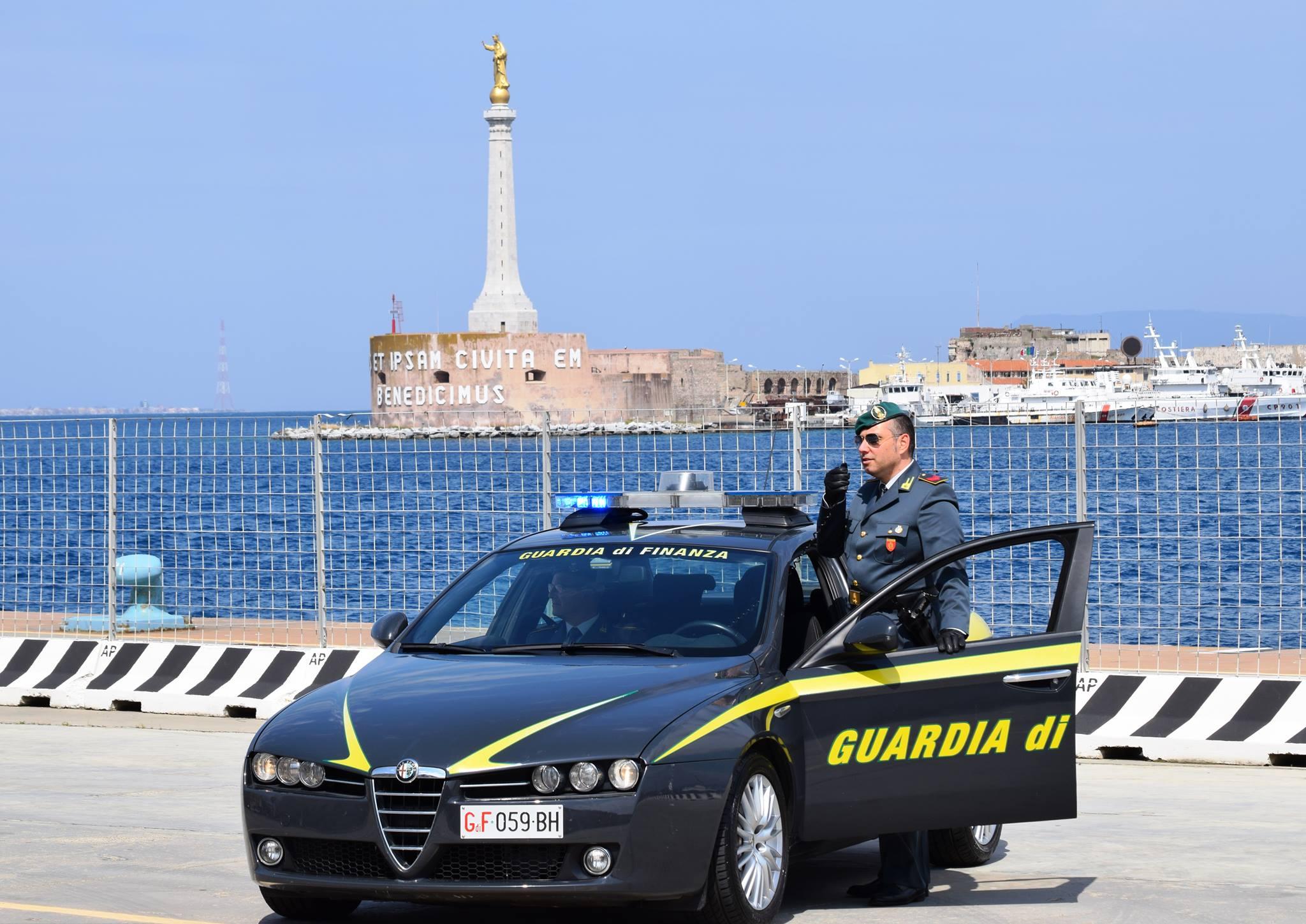 #Messina. Palermitano sorpreso agli imbarcaderi con 18 chili di droga