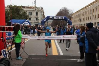 Arrivo Giovanni Cavallo (Maratona)