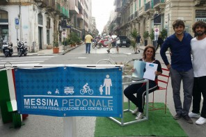 MessinaPedonale, un anno dalla fondazione: ecco il bilancio