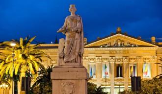municipio messina statua nuovo