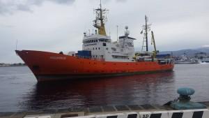 nave aquarius migranti
