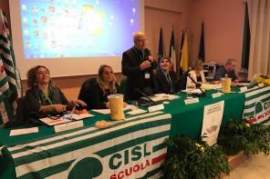 Cisl Scuola, Carmelo Cardillo confermato segretario