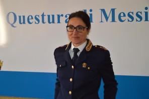 Giuseppina Interdonato nuova dirigente del Commissariato di Patti