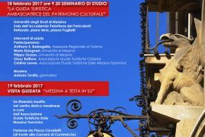 Giornata Internazionale Guida Turistica: due giorni di iniziative a Messina