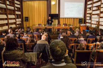 Startup Messina Europe Week 2016