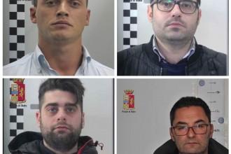 collage arrestati