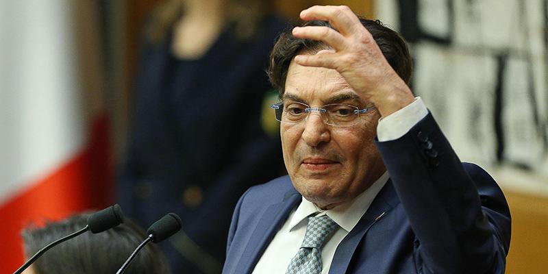 Foto presidente della regione Sicilia - Rosario Crocetta