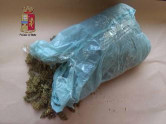 marijuana sequestrata 1 febbraio 2017