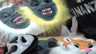 maschere guardia di finanza
