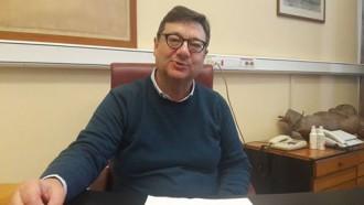 L'assessore al Bilancio Vincenzo Cuzzola