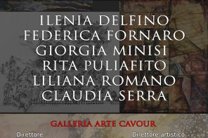 """""""Arte al femminile"""", domani l'inaugurazione nella Galleria Arte Cavour"""