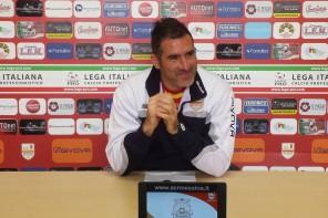 """Acr Messina, Lucarelli:""""Tutti uniti attorno a  questa squadra"""""""