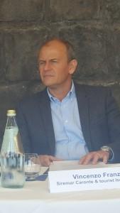 Vincenzo Franza Presidente Caronte&Tourist