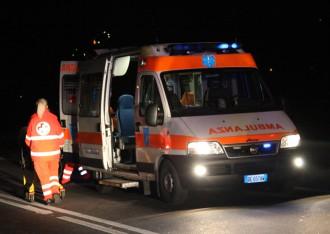 ambulanza sera per nuovo 2