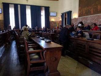 Foto di repertorio del Consiglio comunale