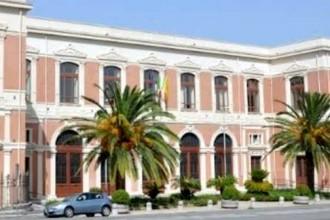 Foto frontale sede principale Università degli Studi di Messina
