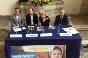 """Foto conferenza di presentazione """"Onde Sonore- Pasqua 2017"""""""