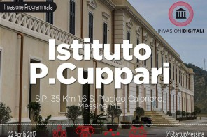 "Startup Messina, al ""Cuppari"" sbarca l'evento Invasioni Digitali 2017"