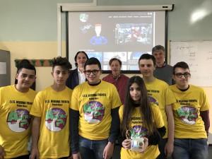 Studenti del Verona Trento