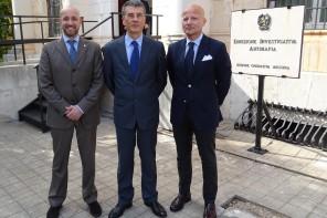 Un anno di DIA, dalla operazione Tekno alla preparazione al G7, tracciato durante visita del direttore Ferla