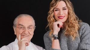 Gualtiero Marchesi ed Elenoire Casalegno