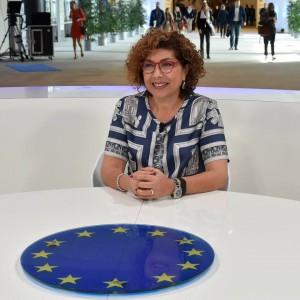 Michela Giuffrida-eurodeputata PD