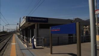 stazione tremestieri metroferrovia