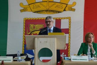 Tonino Genovese- segretario generale Cisl Messina
