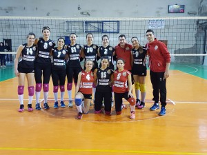 volley 96 - team volley messina