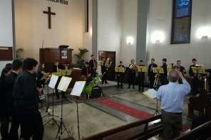 Il Conservatorio Corelli in concerto alla chiesa Valdese