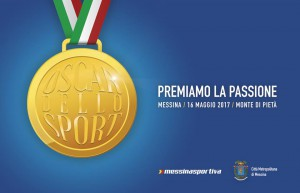 Locandina Oscar dello Sport