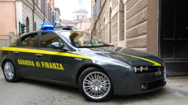 Foto auto di ordinanza - Guardia di Finanza