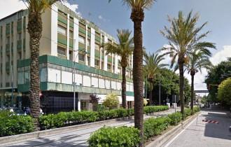 Piazza cairoli e viale San Martino - Messina