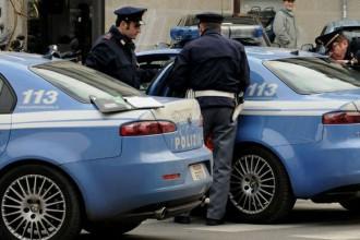 polizia arresti bella